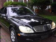 2002 Mercedes-benz 2002 - Mercedes-benz S-class